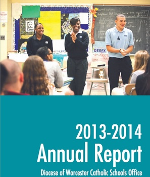 Catholic Schools Annual Report for 2014