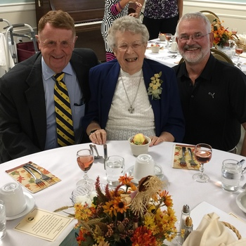 Sr. Joan Mulcahy Celebrates 75 Years!