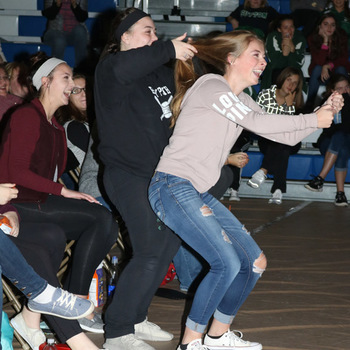 More than 500 attend diocesan youth rally