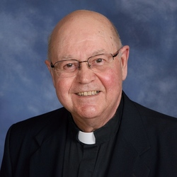 Father Richard G. Roger dies at 80