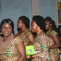Growing Ghanaian community celebrates