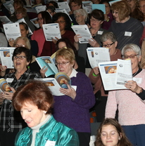 Worcester Catholic Women's Conference - 'To Know Him, to Love Him, to Serve Him'