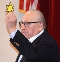 Students hear Holocaust survivor