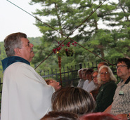 Assumptionists renew commitment to St. Anne and St. Patrick Parish