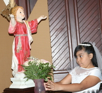 Divino Niño Shrine dedicated at St. Paul's