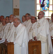 Diocese marks 40 years of permanent diaconate