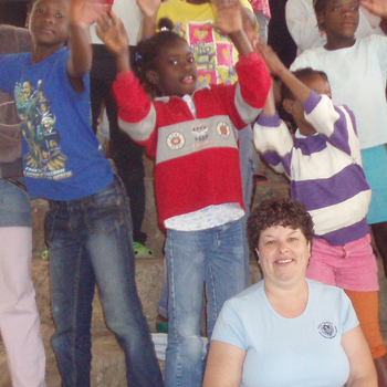 Westborough woman expands embrace of Haiti