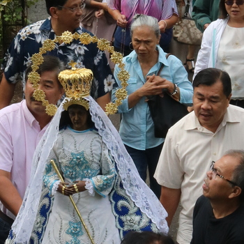 St. Anne and St. Patrick Parish gets Marian statue from Phillipines