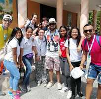 Experiencing World Youth Day