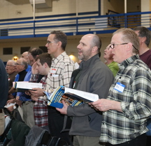 1,000 men encounter their faith at men's conference