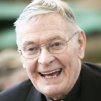 Most Reverend George E. Rueger, retired auxiliary bishop of Worcester, deceased at 89