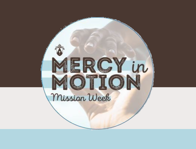 Mercy in Motion - At Home Family Service Week