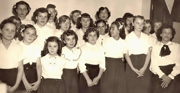 St John's Girl's Choir - 19xx?