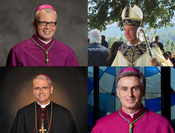 4 Bishops on Why They Became Priests, and What They Have Learned