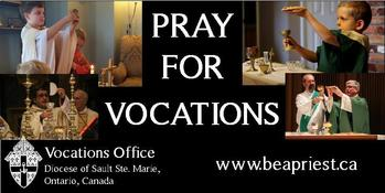 World Day of Prayer for Vocations - May 3