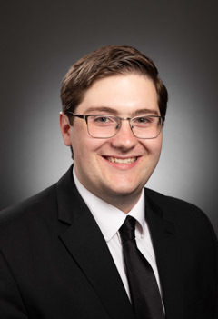 New Seminarians | Dylan Prentice