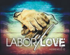 Mark Your Calendar! Labor of Love is Back!