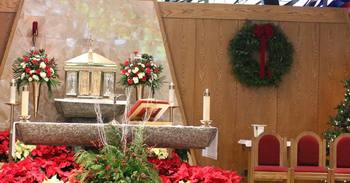 Christmas Mass Schedule Announced