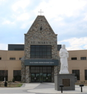 St. Mary's<br />Central<br />High School