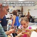 Kids meet instruments