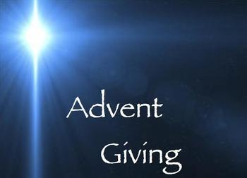 Advent Christmas Giving