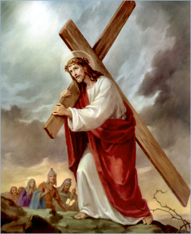 Stations of the Cross (English)