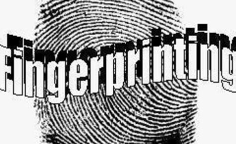 Finger Printing for new staff/volunteers