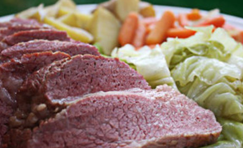 Knights of Columbus Corned Beef and Cabbage Dinner