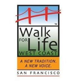 West Coast Walk for Life in San Francisco