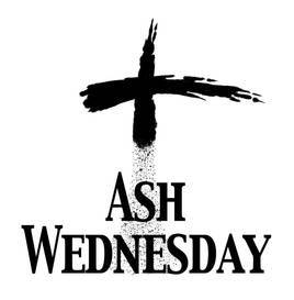 Ash Wednesday Services (English)