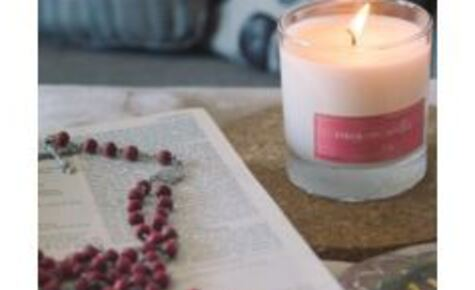 Catholic Daughters Candle Fundraiser