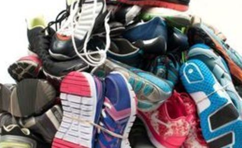 We need your SHOES! September 18, 4-6pm