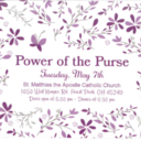 Reserve your Seat by May 1 for Power of the Purse!!