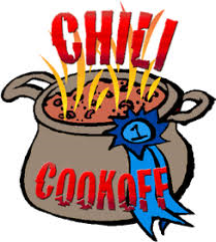 Chili Cook-Off and Potluck and  Cincinnati Crosstown Sing-Off
