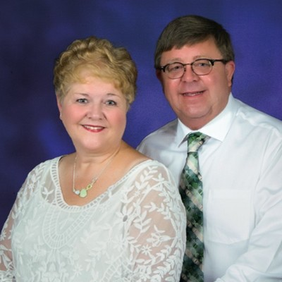 Tim and Elaine Anderson