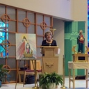 October 3, 2015 - Presentation at St. Francis of Assisi in Finleyville, Pennsylvania