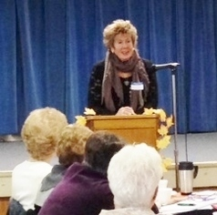 "Pat Polachek introduces JTDMF's ""Family Eucharistic Holy Hour"" Program"