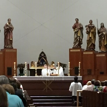 Closing Mass - 2016 Marian Eucharistic Conference - Ave Maria University
