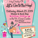 Volunteer Appreciation Dinner & Sock Hop