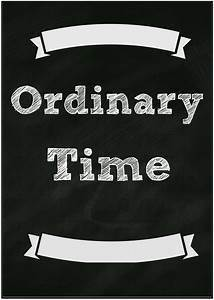 Ordinary Times