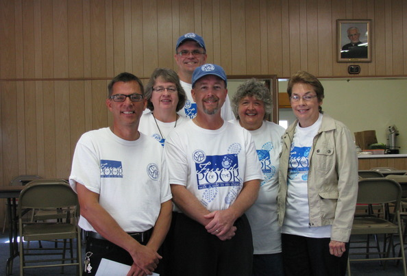St Vincent de Paul Volunteers
