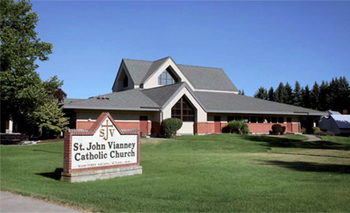 Annual Spaghetti Dinner: St John Vianney Parish (Spokane Valley)