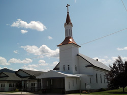 St. Mary of the Rosary, Chewelah