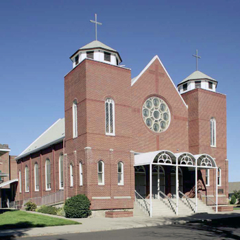 St. Theresa of Calcutta Feast Day Mass, St. Patrick Parish, Spokane