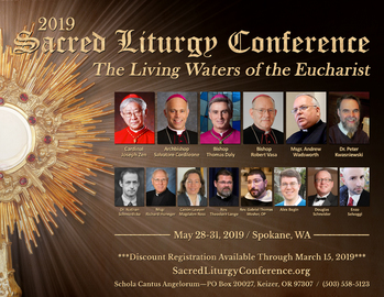 Sacred Liturgy Conference