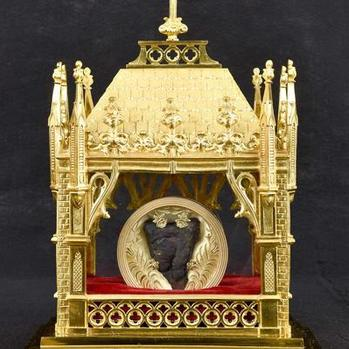Heart of a Priest: Visit of a Relic of St. Jean Vianney Begins Campaign of Prayer for Vocations