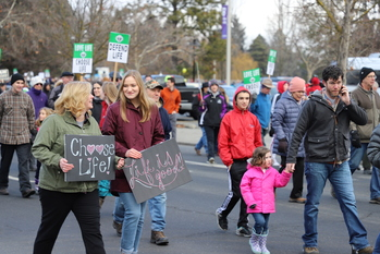 Walk for Life Northwest