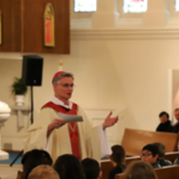 Homilies and Podcasts