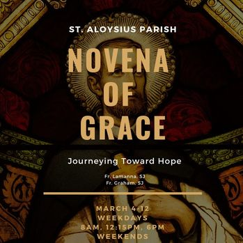 93rd Novena of Grace: Journeying Toward Hope (St. Aloysius Parish)