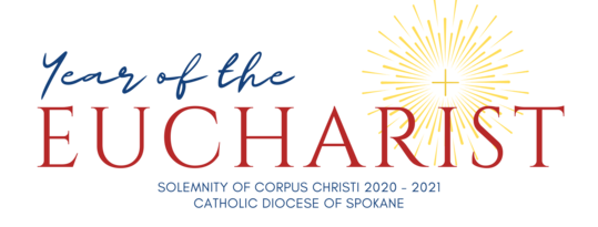 Diocesan Year of the Eucharist Logo